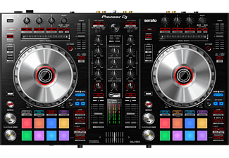 PIONEER DJ DJ Software Controller DDJ-SR2 Tragbarer 2-Kanal-Controller für Serato DJ Pro