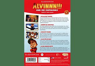 Alvinnn!!! und die Chipmunks - Alvins geheime Kräfte - Vol. 9 DVD