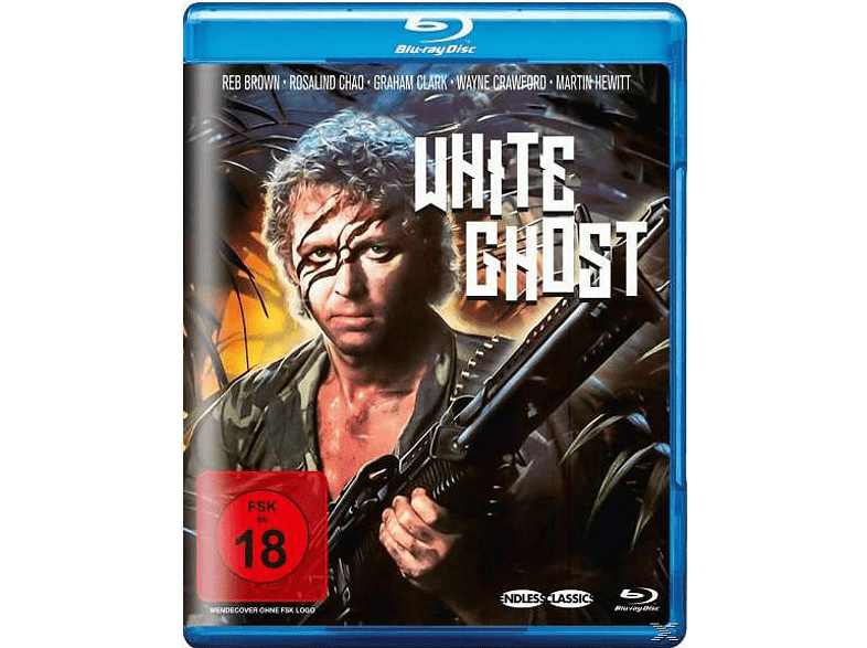 White Ghost [Blu-ray]