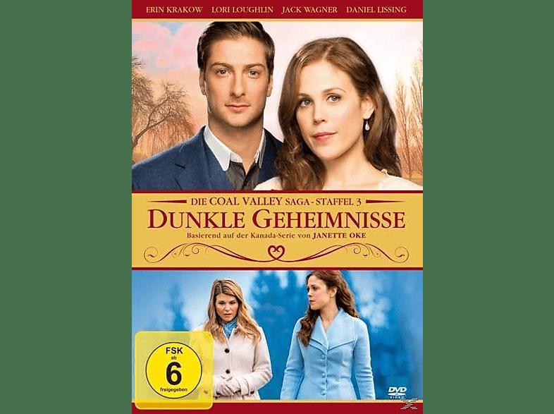 Dunkle Geheimnisse - Die Coal Valley Saga - Staffel: 3 [DVD]