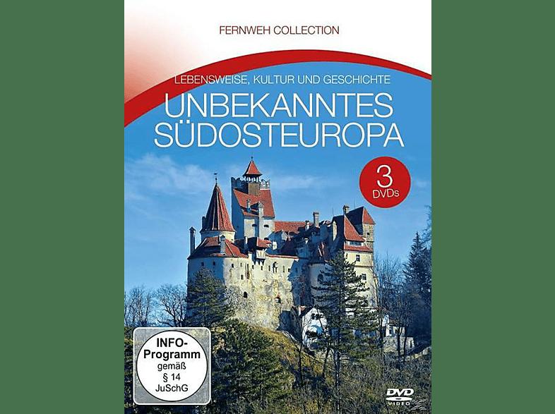 Fernweh Collection - Unbekanntes Südosteuropa [DVD]