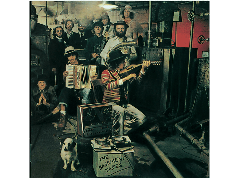 Bob Dylan - The Basement Tapes [Vinyl]