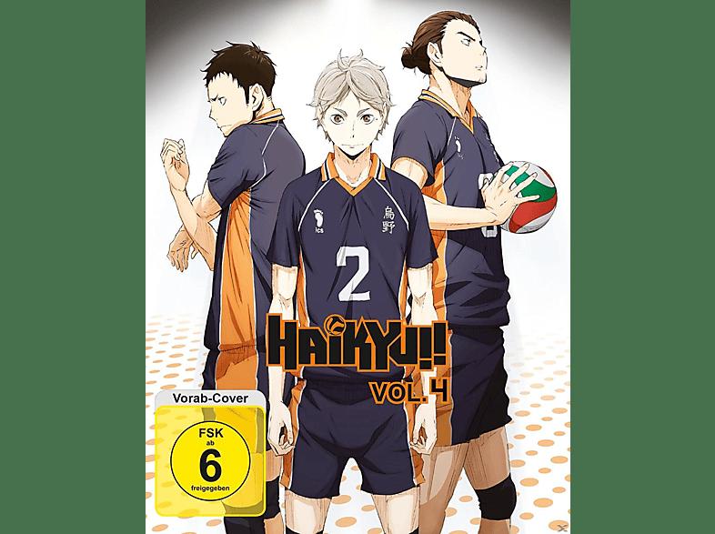 Haikyu!! Vol.4/Episode 19-25 [Blu-ray]