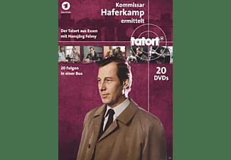 Tatort - Kommissar Haferkamp DVD