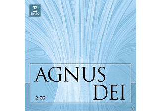 Oxford The Choir Of New College - Agnus Dei (Vol.1 & 2) - (CD)