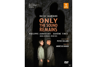 VARIOUS, Dudok Quartet - Only The Sound Remains - (DVD)