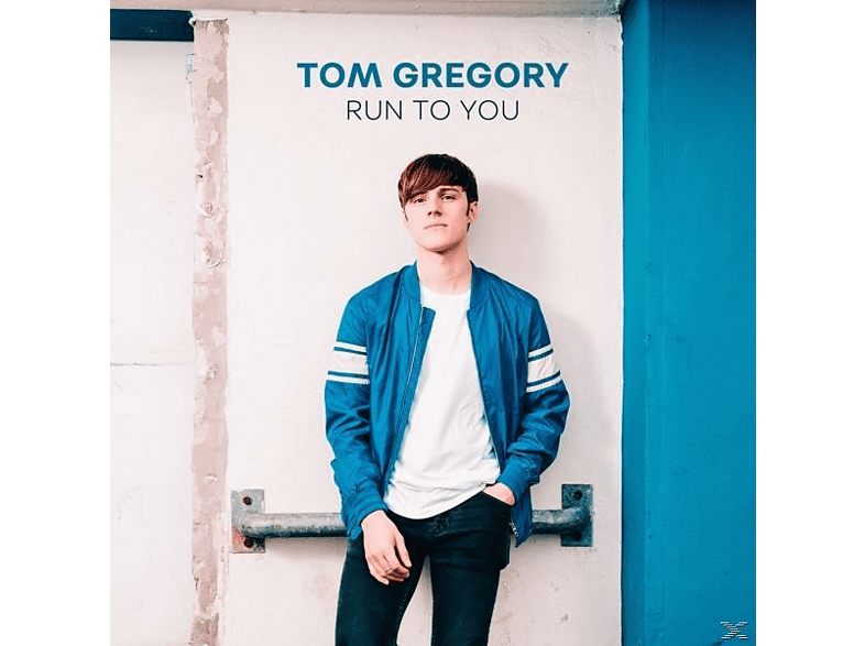 Tom Gregory - Run To You  [5 Zoll Single CD (2-Track)]