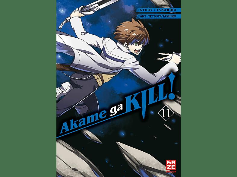 Akame ga KILL! - Band 11