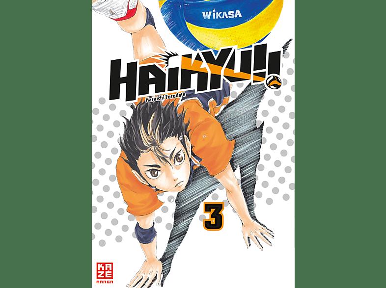 Haikyu!! – Band 3