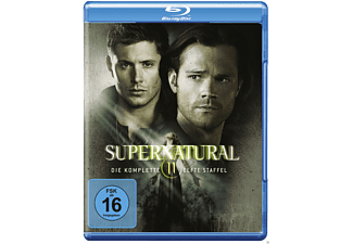 Supernatural: Die komplette 11. Staffel - (Blu-ray)