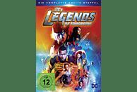 DC's Legends of Tomorrow: Die komplette 2. Staffel (4 Discs) [DVD]