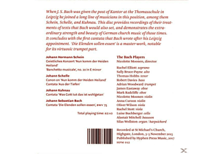 The Bach Players - Bach And Before  - (CD)