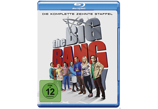 The Big Bang Theory - Die komplette Staffel 10 - (Blu-ray)