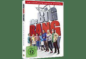 The Big Bang Theory - Die komplette Staffel 10 DVD