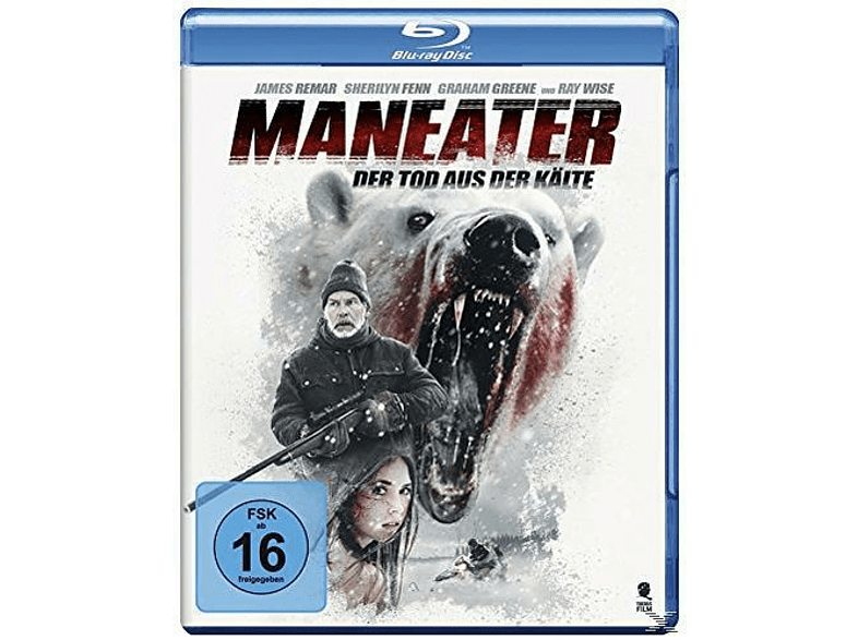 Maneater - Tod Aus Der Kälte [Blu-ray]