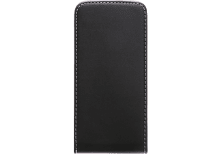 V-DESIGN VKL 0113, Flip Cover, Apple, iPhone 8, Schwarz
