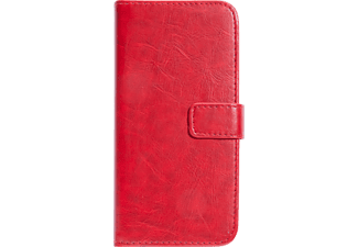 V-DESIGN BV 300, Bookcover, Apple, iPhone 8, Rot