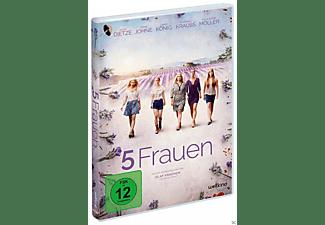 5 Frauen DVD