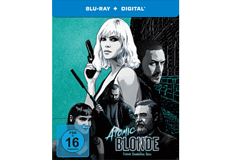 Atomic Blonde (Exklusives Steelbook) Blu-ray