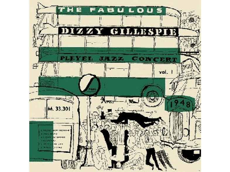 Dizzy Gillespie - Pleyel Jazz Concert 1948 Vol.1 [Vinyl]