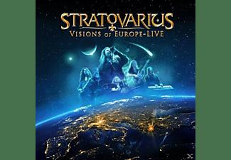 Stratovarius - Visions Of Europe (Reissue 2018)  - (Vinyl)
