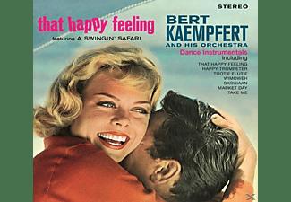 Bert Kaempfert - That Happy Feeling+Lights Out,Sweet Dreams  - (CD)