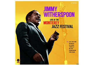 Jimmy Witherspoon - At The Monterey Jazz Festival (Ltd.180g Vinyl)  - (Vinyl)