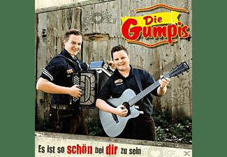 Die Gumpis - Es ist so schön bei dir zu sein  - (CD)