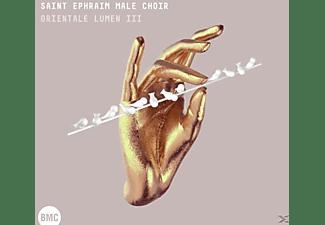 Saint Ephraim Male Choir - Orientale Lumen-Light of the East III  - (CD)