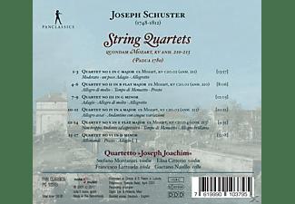 """Quartetto """"joseph Joachim"""" - String Quartets  - (CD)"""