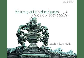 André Heinrich - Pièces de Luth  - (CD)