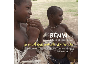 VARIOUS - Kinderlieder aus aller Welt Vol.20-The Benin Vo  - (CD)