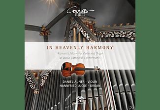Auner,Daniel/Lucke,Hannfried - In Heavenly Harmony-Romant.Musik für Violine & Or  - (SACD Hybrid)