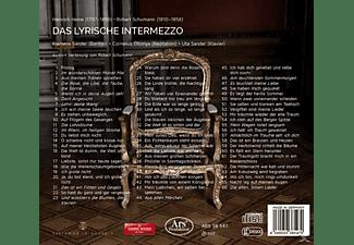 Klemens Sander, Cornelius Obonya, Uta Sander - Das Lyrische Intermezzo  - (CD)