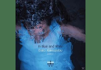 Erato Alakiozidou - In Blue And White  - (CD)