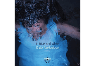 Erato Alakiozidou - In Blue And White - (CD)
