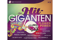 VARIOUS - Die Hit Giganten Best Of Flower Power [CD]