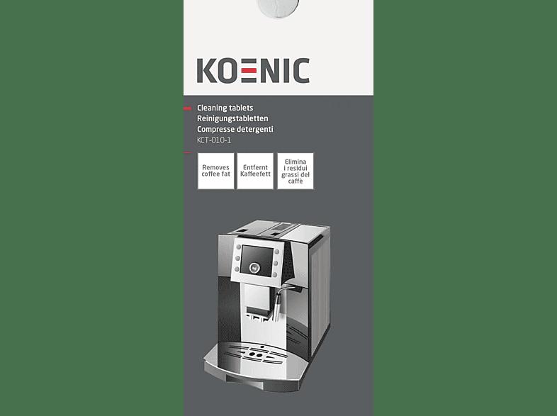 KOENIC Reinigungstabletten für Kaffee-und Espressomaschinen