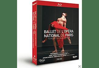 PINA BAUSCH - ANNE TERESA DE KEERSMAEKER - J.ROBBI - BALLET DE L'OPERA NATIONAL DE PARIS  - (Blu-ray)