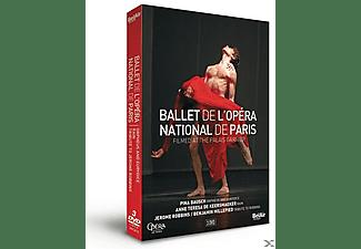 VARIOUS - BALLET DE L'OPERA NATIONAL DE PARIS  - (DVD)