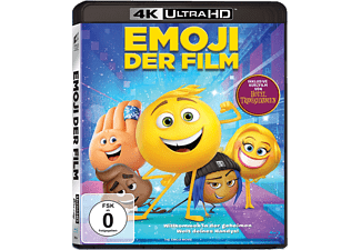 Emoji - Der Film [4K Ultra HD Blu-ray]