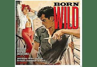 VARIOUS - Born Wild  - (CD)