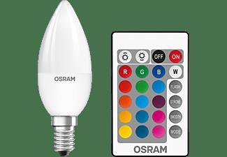 OSRAM 504573 LED Leuchtmittel E14 Warmweiß 4,5 Watt 250 Lumen