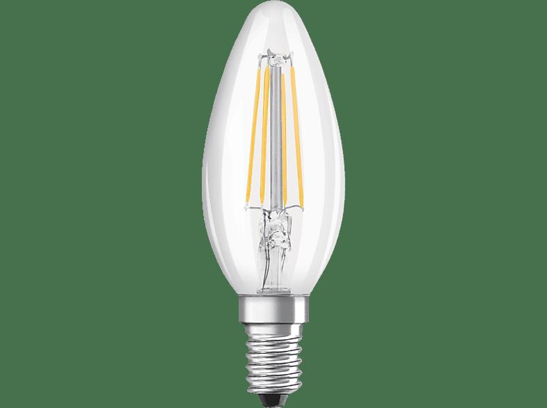 OSRAM 819313 LED Base Fil40 LED Leuchtmittel E14 Warmweiß 4 Watt 470 Lumen