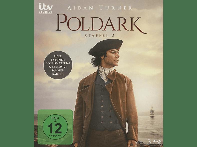 Poldark-Staffel 2 [Blu-ray]