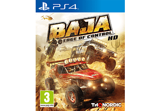 Baja: Edge of Control PlayStation 4