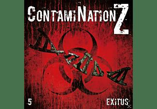 Schütz,Elga/Dawn-Claude,René/Schwabe,Nientje/+++ - ContamiNation Z 05: Exitus  - (CD)
