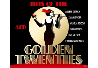 VARIOUS - Hits of the Golden Twenties  - (CD)