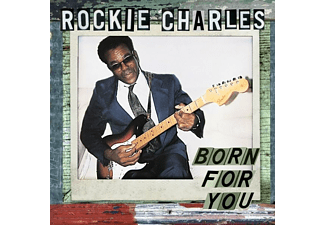 Rockie Charles - BORN FOR YOU  - (CD)