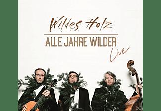 Wildes Holz - Alle Jahre wilder-Live  - (CD)
